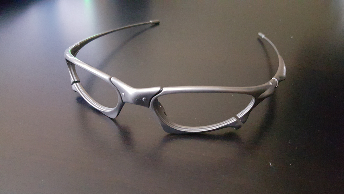 Glasses Frame Tighteners : how to tighten oakley juliet glasses